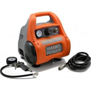BERKUT SMART POWER SAC-280. Обзор безмасляного компрессора с 6-литровым ресивером